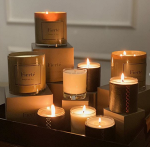 Fierte' Candle Range